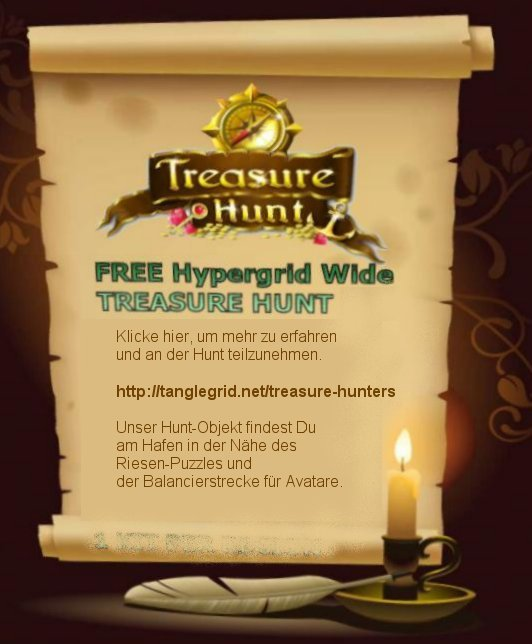 Hypergrid Treasure Hunt